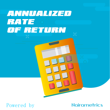 annualized rate of return calculator