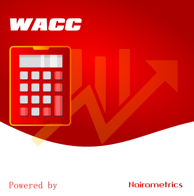 WACCe calculator