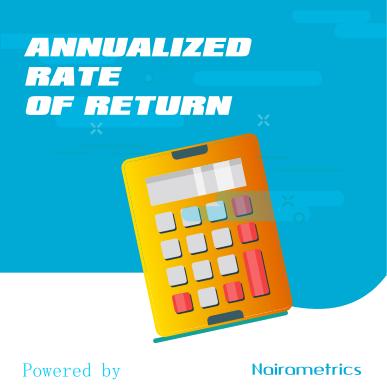 annualized rate of return calculator