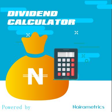 Dividend calculator